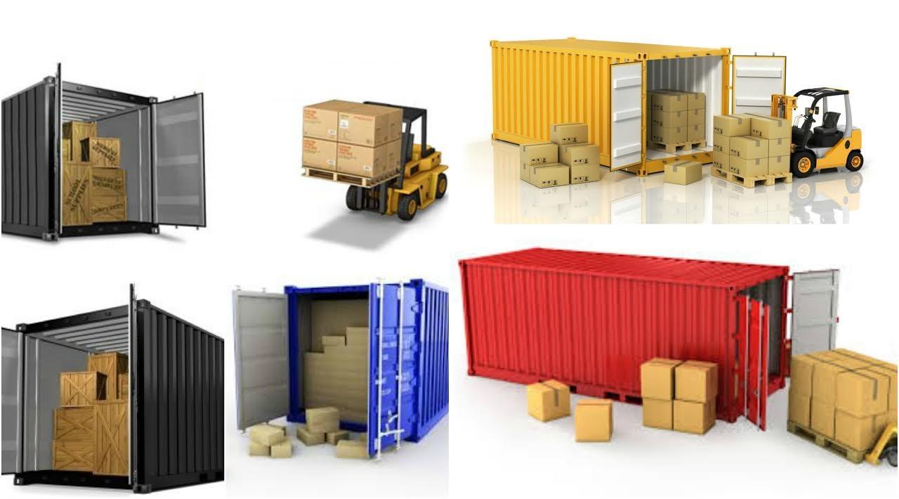 Phân biệt hàng rời và hàng container