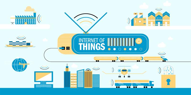 khái niệm Internet of things là gì?