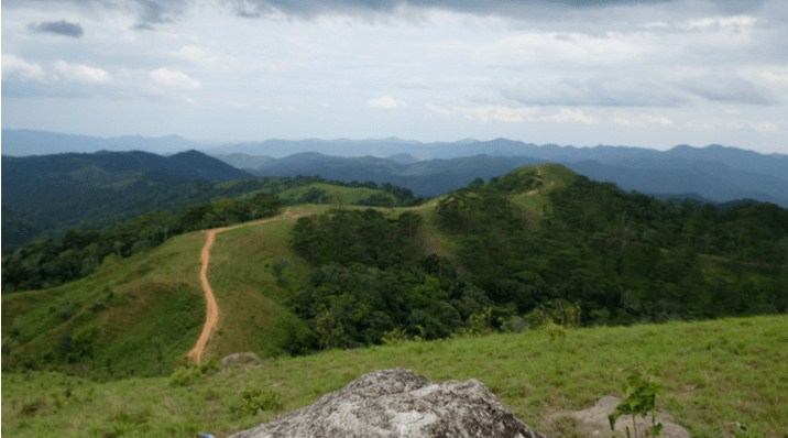 Cung đường Tà Năng-Phan Dũng ngày 1b
