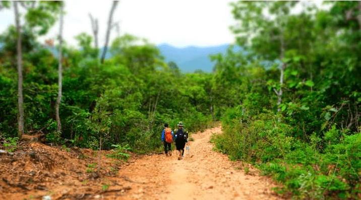 Cung đường Tà Năng-Phan Dũng ngày 3