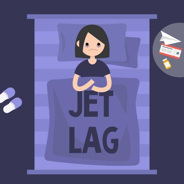 jet lag là gì?