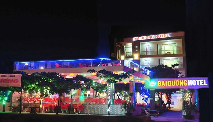 Khách sạn Đại Dương Lý Sơn