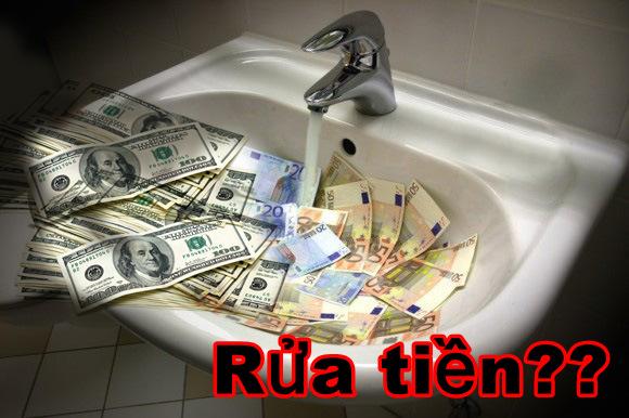 Rửa Tiền Là Gì?