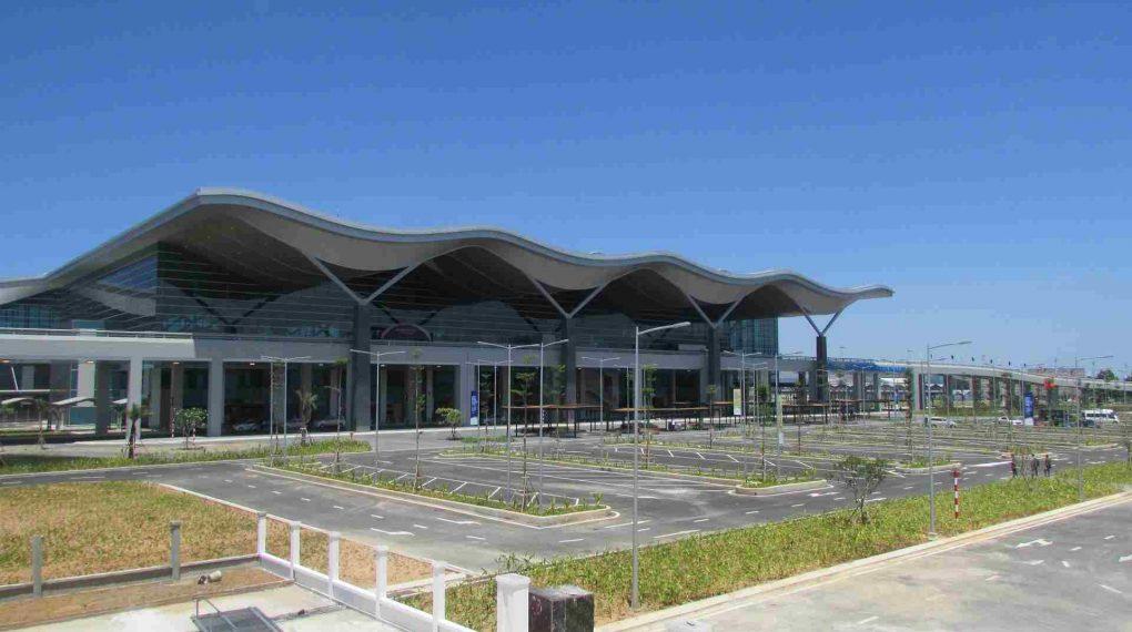 Sân bay Cam Ranh mới