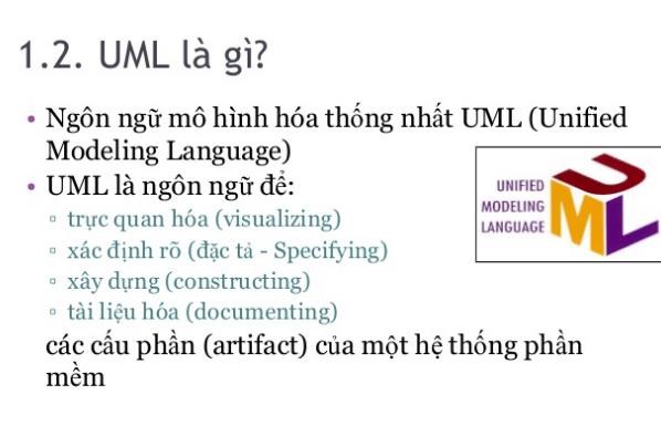 UML Là Gì? Những Dạng Biểu Đồ Cơ Bản Của UML Là Gì? 2