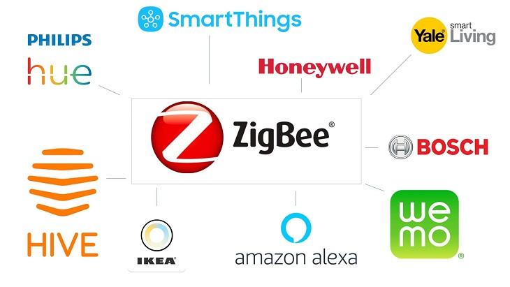 Mô hình mạng ZigBee là gì?