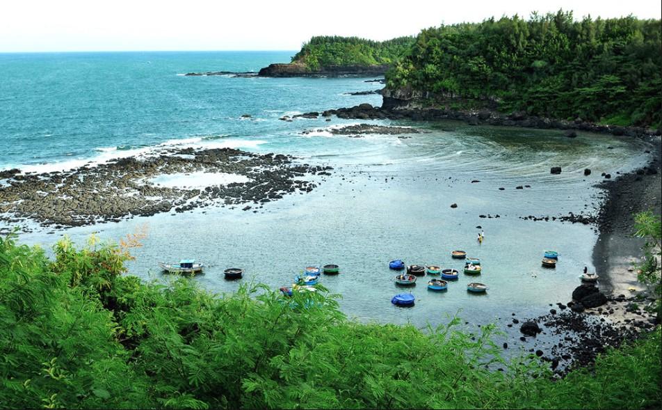 Biển Ba Làng An Quảng Ngãi