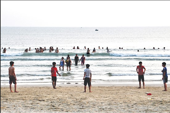 Biển Khe Hai Quảng Ngãi