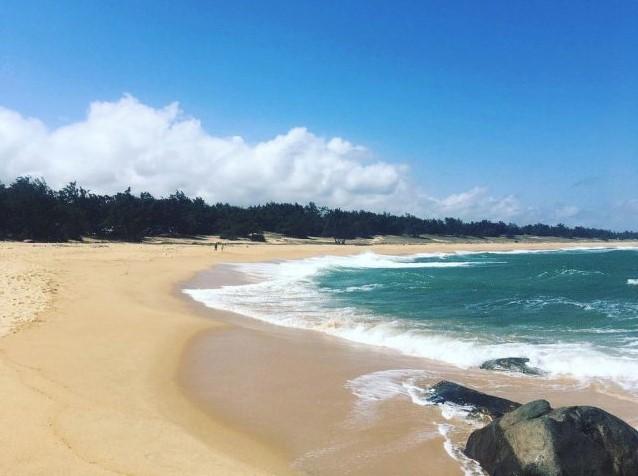 Biển Sa Huỳnh Quảng Ngãi
