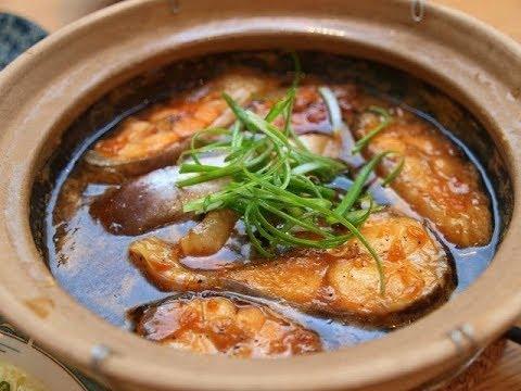 Cách nấu món cá bông lau kho tộ