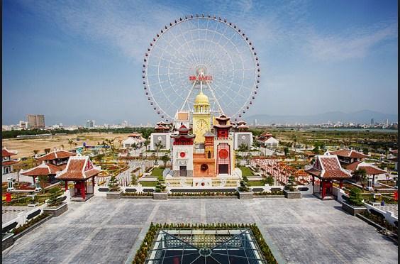 Toàn Cảnh Công Viên Châu Á Ở Đà Nẵng