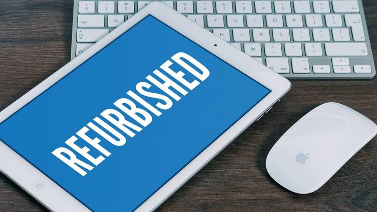Refurbished là gì?