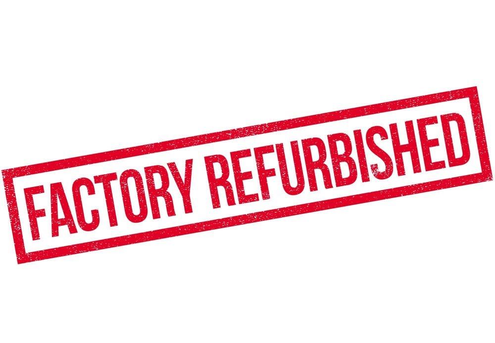 Refurbished là gì? Lợi ích khi mua hàng Refurbished? 1