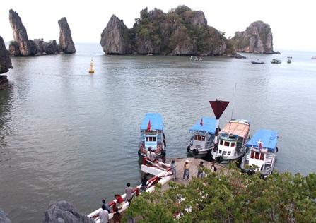 Khu du lịch Hòn Chông