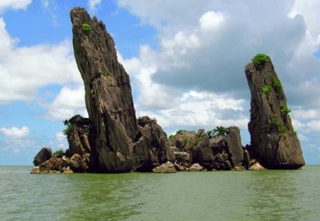 Vẻ đẹp tự nhiên ở Hà Tiên