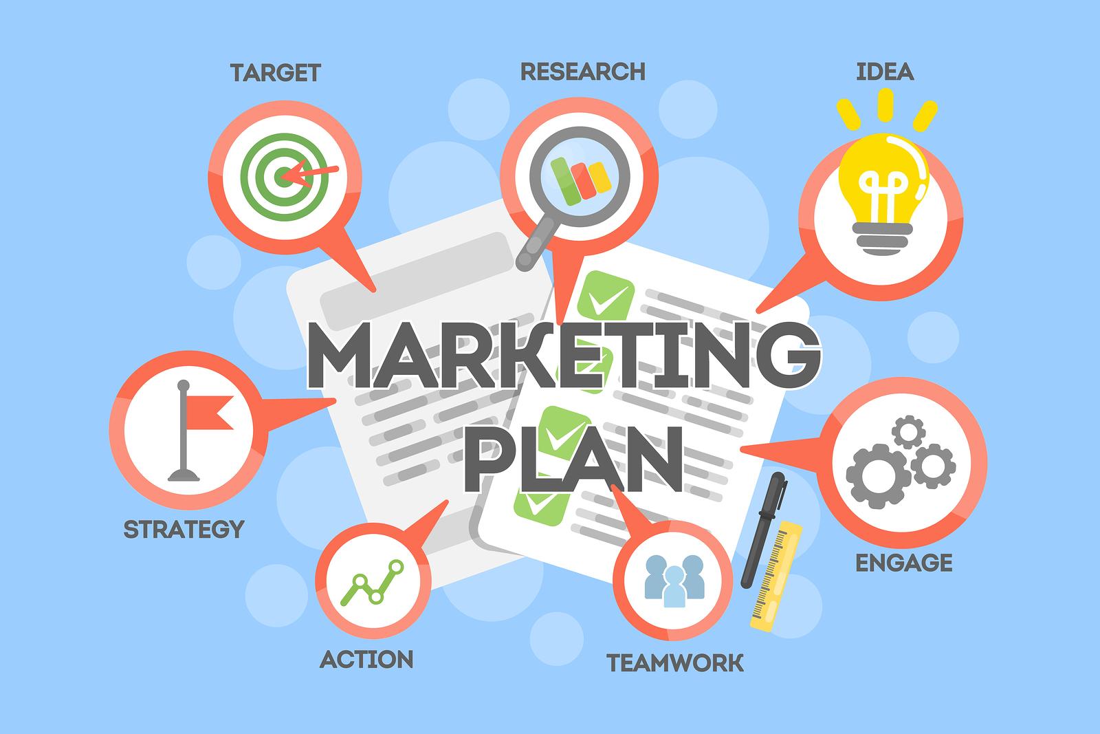 Kế hoạch marketing là gì? Chia sẻ mẫu kế hoạch cụ thể 1