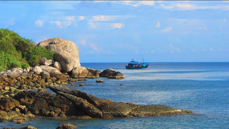 Nét đẹp hoang sơ của Sa Huỳnh Quảng Ngãi