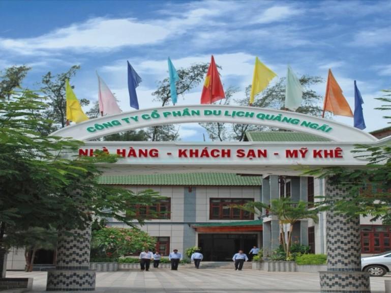Nhà hàng khách sạn Mỹ Khê Quảng Ngãi