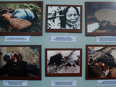 Những hình ảnh tội ác của quân đội Mỹ