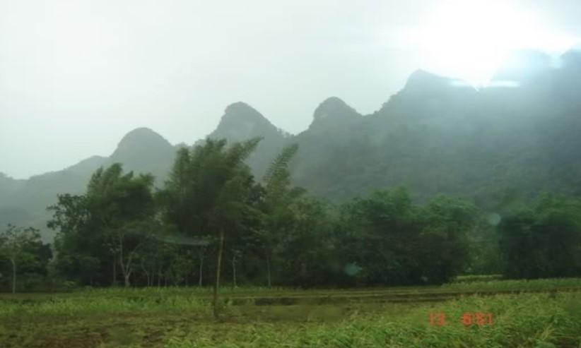 Núi răng cưa Quảng Ngãi