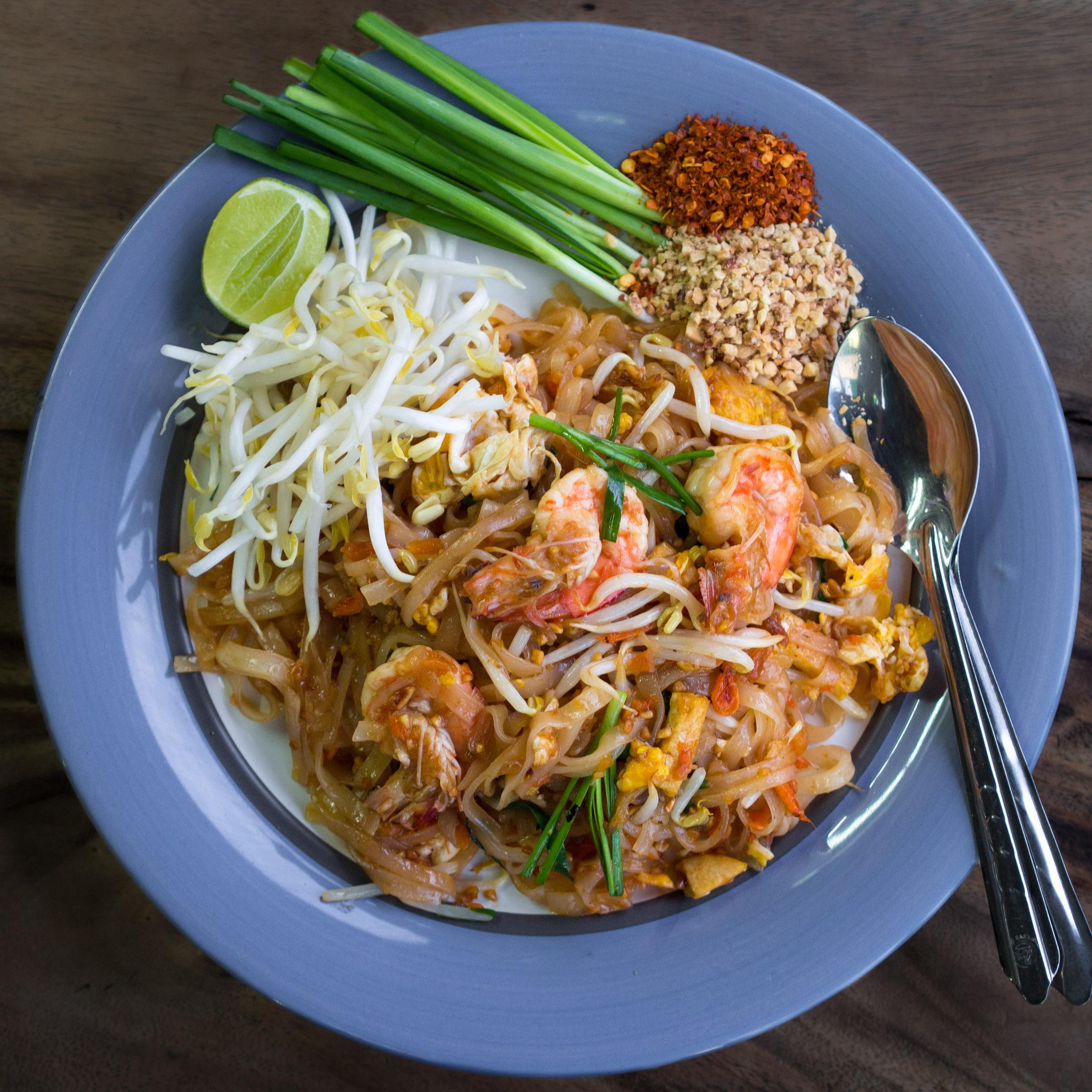 Món Pad Thái Cực Ngon