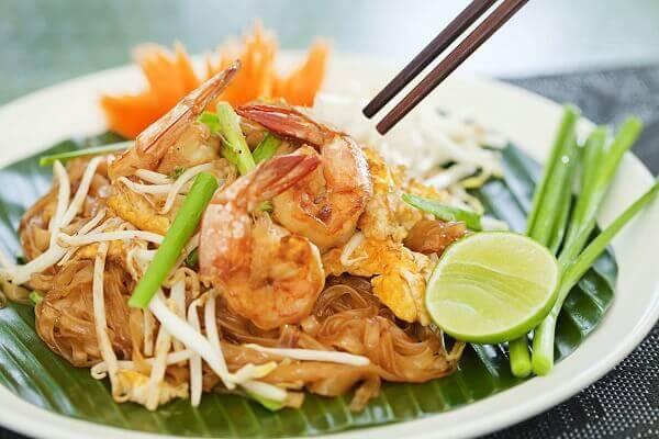 món ăn Pad Thái