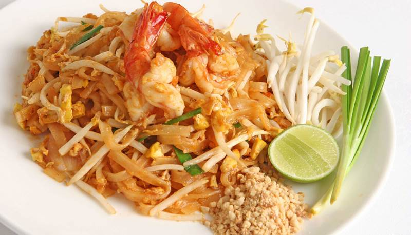 Cách chế biến món ăn Thái Lan Pad Thái
