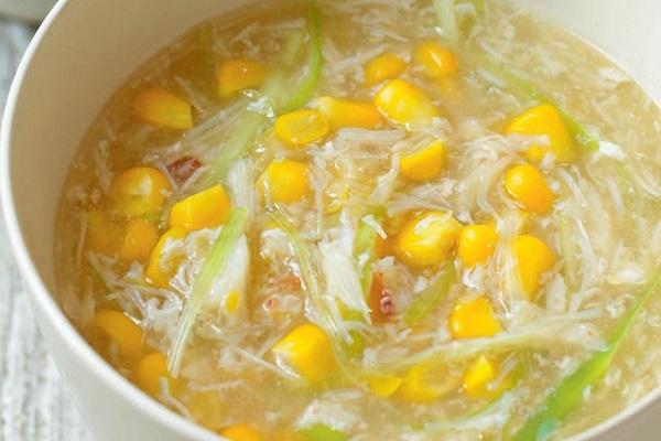 súp thịt gà khoai tây
