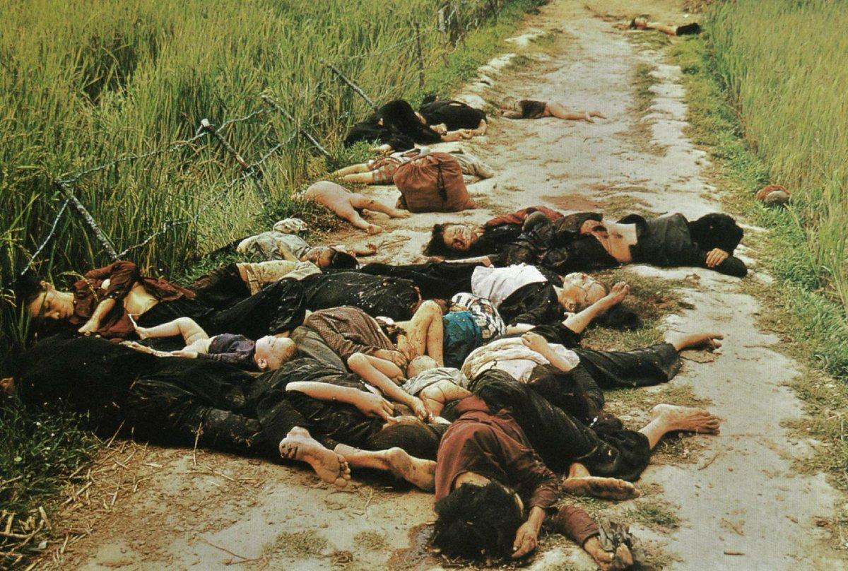 Thảm Sát Mỹ Lai – Nhìn Lại Ký Ức Kinh Hoàng