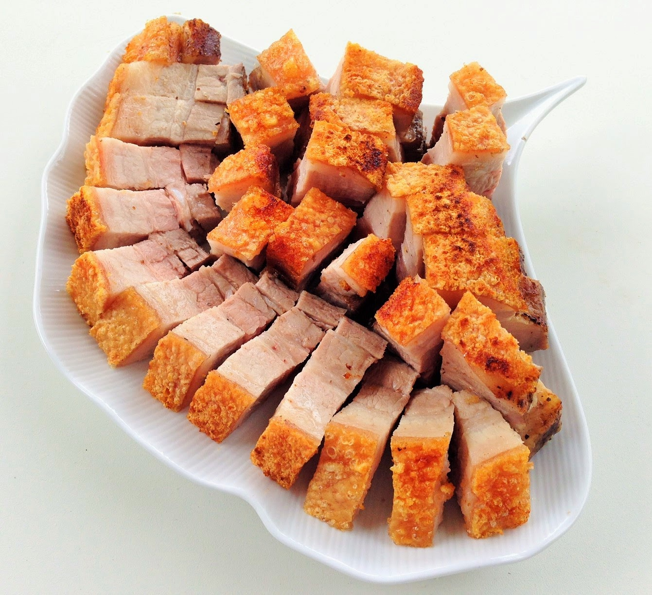 Công thức thịt heo quay