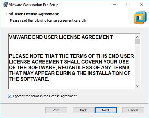 b2 cài đặt vmware workstation