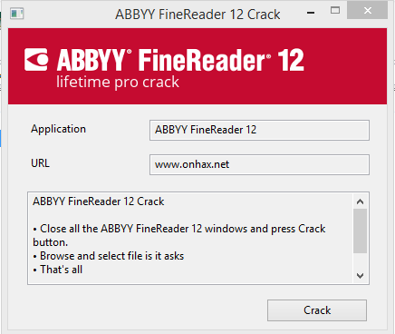 cài abbyy finereader 12