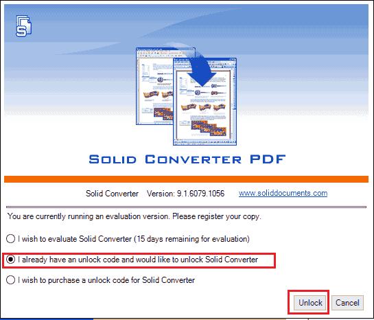 cài đặt solid converter pdf