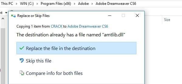 hướng dẫn cài đặt dreamweaver cs6 hình 7