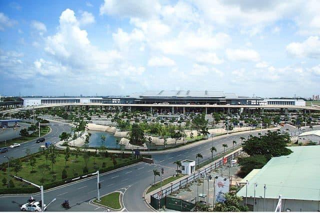 Nhà ga quốc tế sân bay Tân Sơn Nhất